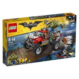 Sets de Lego de juguetes de construcción de Batman de la legopelícula de Batman - Batman vs Killer Croc