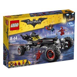 Sets de Lego de juguetes de construcción de Batman de la legopelícula de Batman - Batman vs Man Bat