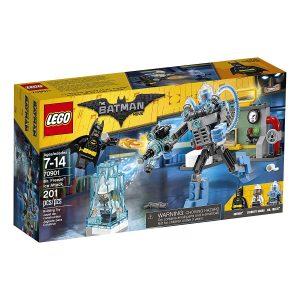 Sets de Lego de juguetes de construcción de Batman de la legopelícula de Batman - Batman vs Mr Freeze