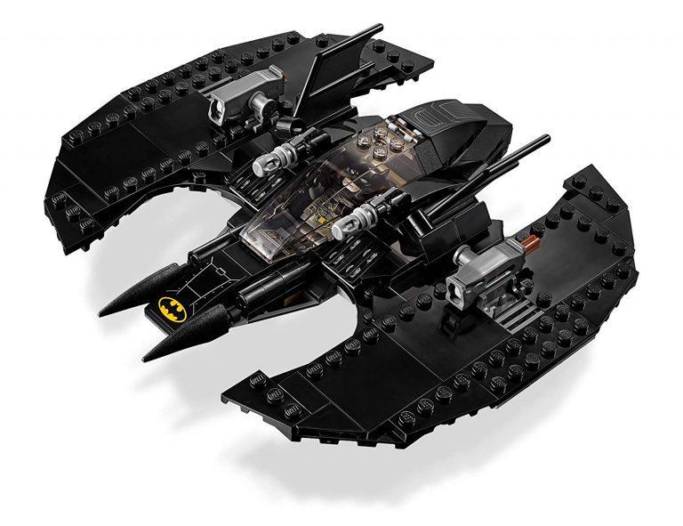 Sets de Lego de juguetes de construcción de Batman - Batman vs Nigma