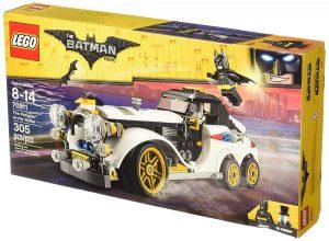 Sets de Lego de juguetes de construcción de Batman de la legopelícula de Batman - Batman vs Pinguino