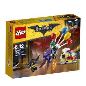 Sets de Lego de juguetes de construcción de Batman - Batman vs el Joker