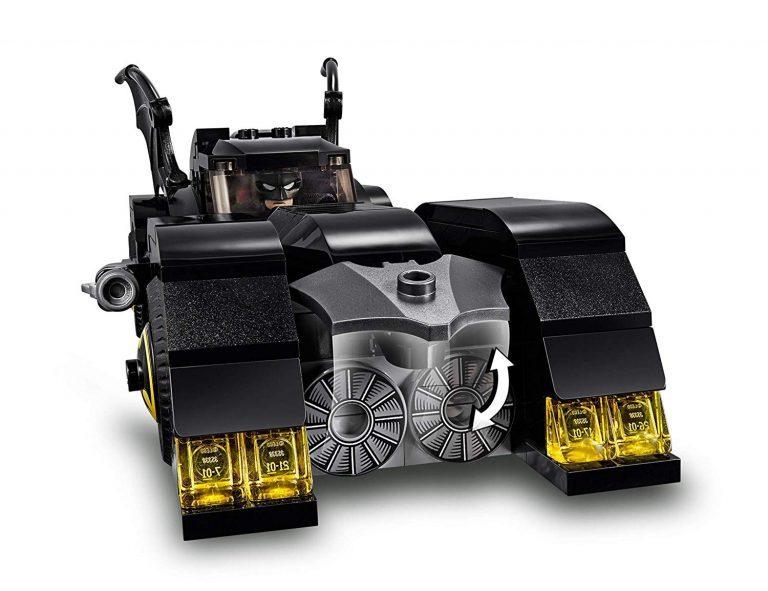 Batmovil - Sets de Lego de juguetes de construcción de Batman -