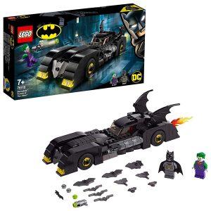 Sets de Lego de juguetes de construcción de Batman - Batmovil