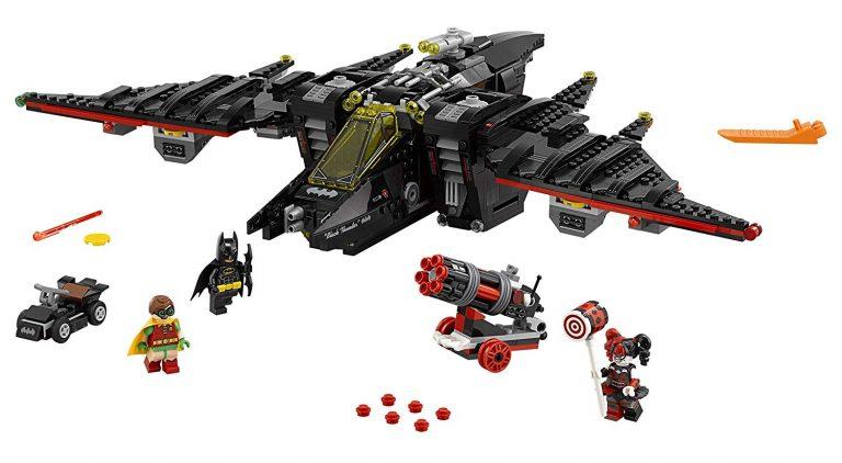 Sets de Lego de juguetes de construcción de Batman - El Batwing
