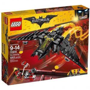 Sets de Lego de juguetes de construcción de Batman de la legopelícula de Batman - El Batwing