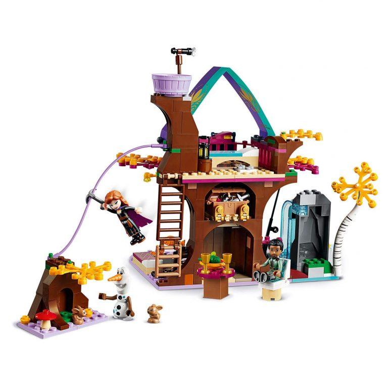 Sets de Lego de juguetes de construcción de Frozen - Lego Casa del arbol 2