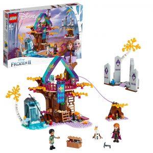 Sets de Lego de juguetes de construcción de Frozen - Lego Casa del arbol