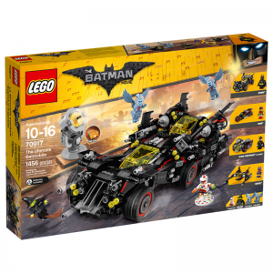 Sets de Lego de juguetes de construcción de Batman de la legopelícula de Batman - El batmobile