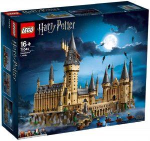 Sets de Lego de juguetes de construcción de Harry Potter - Lego El castillo de Hogwarts