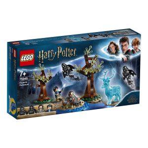 Sets de Lego de juguetes de construcción de Harry Potter - Lego el Expectro Patronum