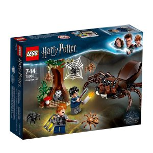 Sets de Lego de juguetes de construcción de Harry Potter - Lego Guarida de Aragog