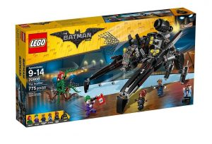 Sets de Lego de juguetes de construcción de Batman de la legopelícula de Batman - LEGO Batman la criatura