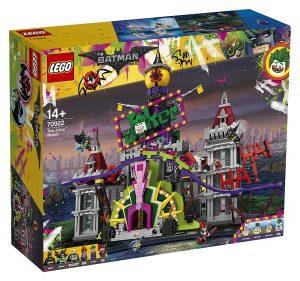 Sets de Lego de juguetes de construcción de Batman - Casa Joker
