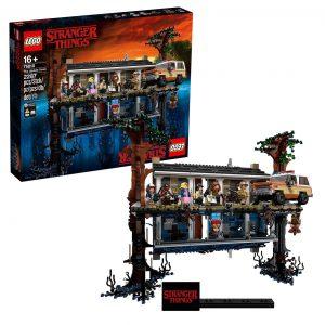 Sets de Lego de construcción de Stranger Things