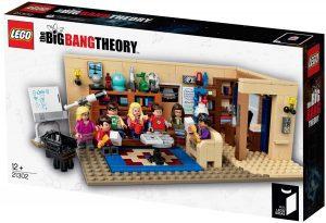 Sets de Lego de construcción LEGO TBBT