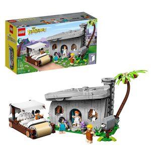 Sets de Lego de construcción de los picapiedra