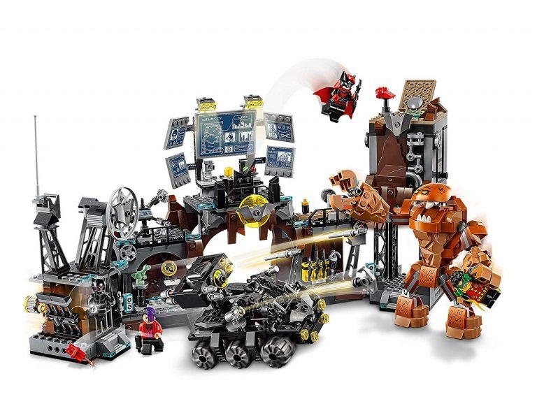 Sets de Lego de juguetes de construcción de Batman - Lego La batcueva