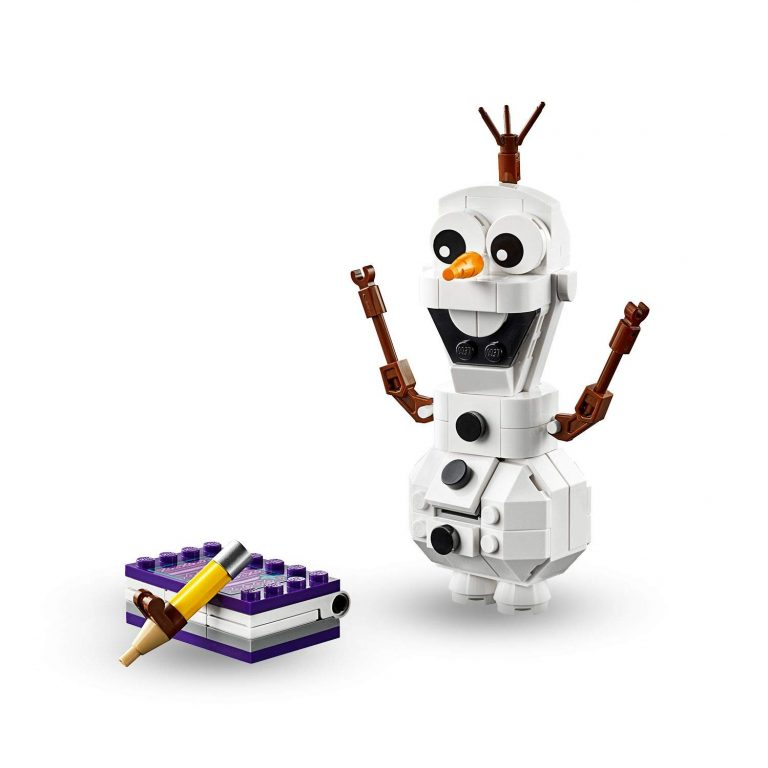 Sets de Lego de juguetes de construcción de Frozen - Lego Lego olaf 2