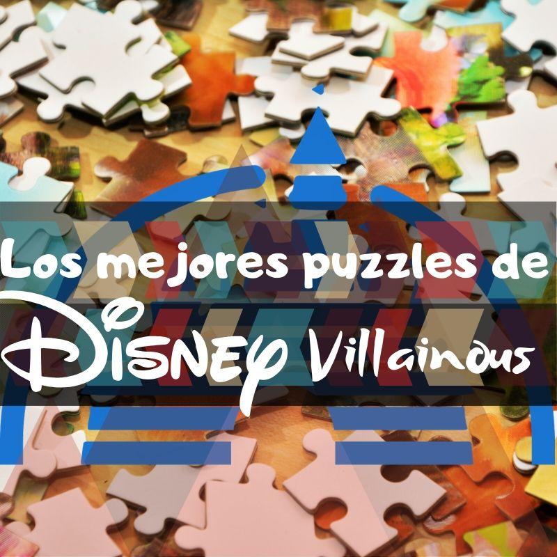 Puzzle de Disney Villainous - Los mejores puzzles de Disney Villainous