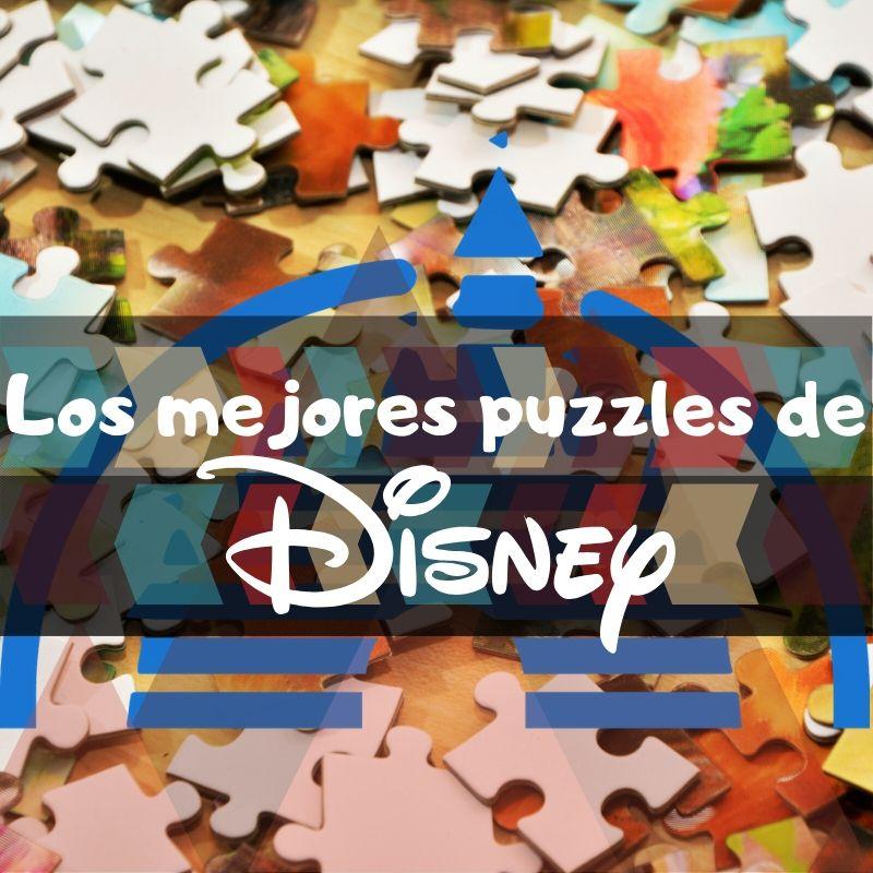 Los mejores puzzles de Disney - Puzzles de Disney de 500, 1000 y 2000 piezas