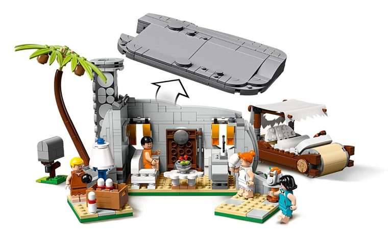 Sets de Lego de Los picapiedra LEGO