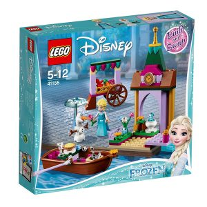 Sets de Lego de juguetes de construcción de Frozen - Lego Mercado de Elsa