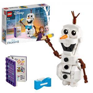 Sets de Lego de juguetes de construcción de Frozen - Lego Olaf lego