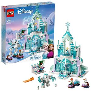 Sets de Lego de juguetes de construcción de Frozen - Lego Palacio de Hielo