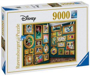 Puzzles de Disney - Puzzle Museo Disney