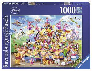 Puzzles de Disney - Puzzle Disney de 1000 piezas de Carnaval
