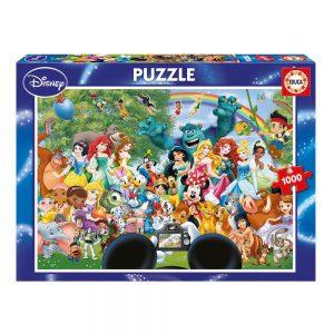 Puzzle foto Disney