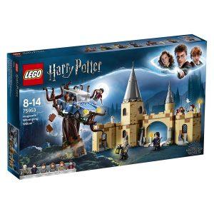 Sets de Lego de juguetes de construcción de Harry Potter - Lego Sauce boxeador