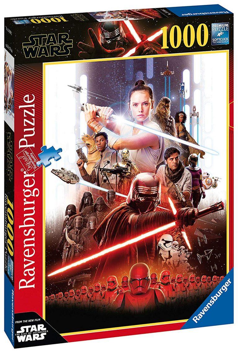Puzzles de Star Wars de Disney - Star Wars 9