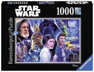Puzzles de Star Wars de Disney - Puzzle Star wars original 1000 piezas