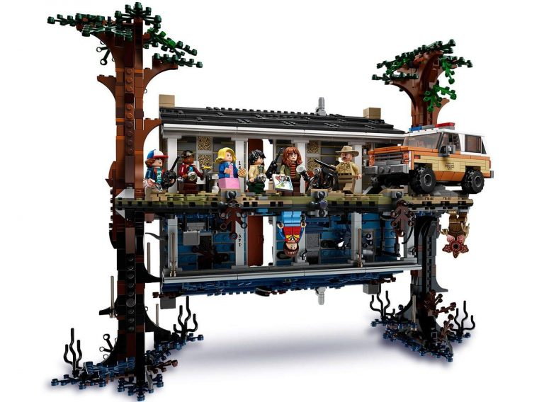 Sets de Lego de Stranger things lego