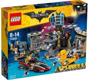 Sets de Lego de juguetes de construcción de Batman de la legopelícula de Batman - La batcueva