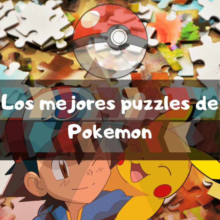 Lee más sobre el artículo Los mejores puzzles de Pokemon