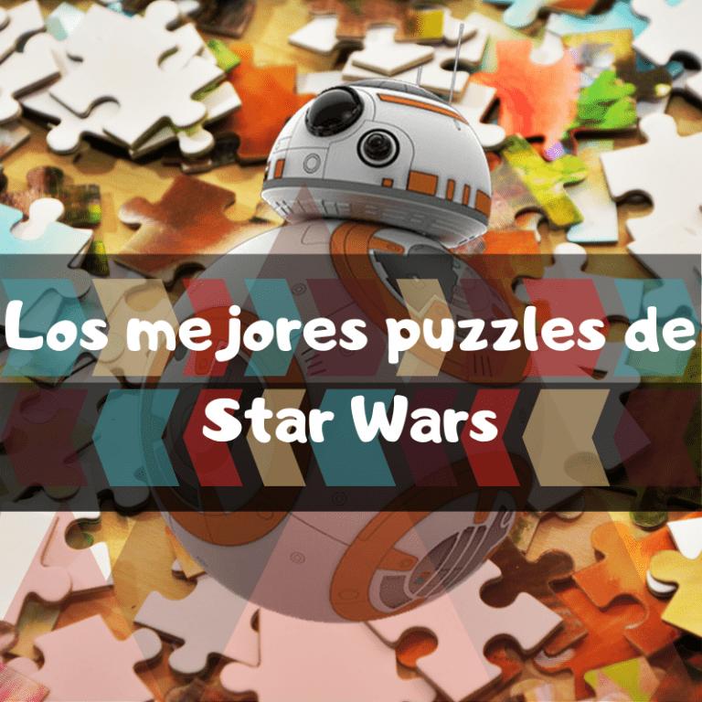 Lee más sobre el artículo Los mejores puzzles de Star Wars