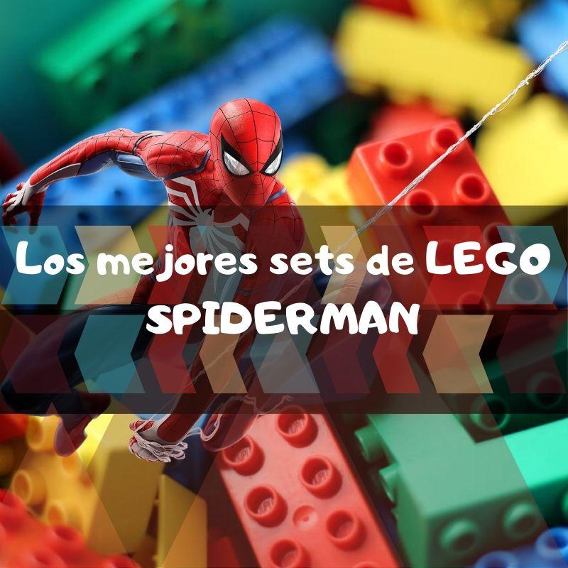 Sets de Lego de Marvel Spiderman - los mejores sets de piezas de LEGO de SPIDERMAN