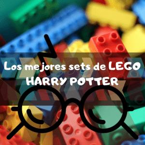 los mejores sets de piezas de Lego de Harry Potter