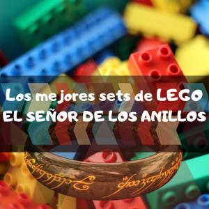 los mejores sets de piezas de Lego del señor de los anillos