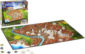 Puzzles en 4D de la antigua Roma