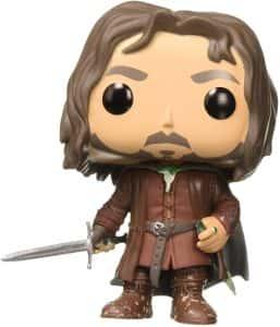 los mejores FUNKOS POP del señor de los anillos - Funko de Aragorn