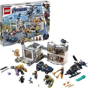 Sets de Lego de construcción de Marvel Vengadores - LEGO el complejo de los vengadores Thanos