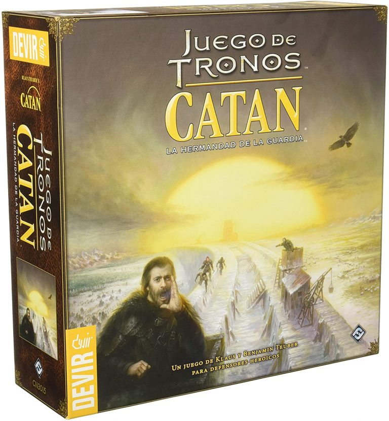 Juegos de mesa de Juego de Tronos - Catan de Juego de Tronos