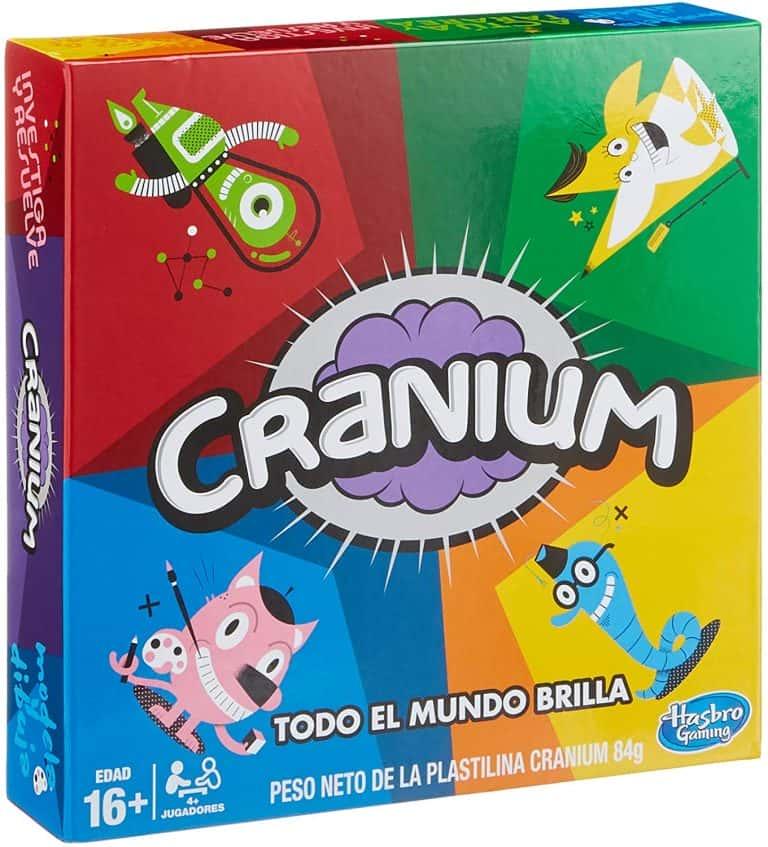 Cranium juego demesa de habilidad de Hasbro Gaming