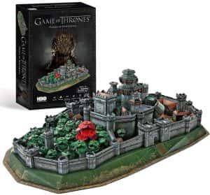 Puzzles en 3d - Puzzle de desembarco del rey de juego de tronos