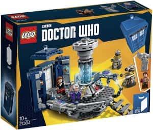 los mejores sets de LEGO de series de TV - Serie del Doctor Who de Lego