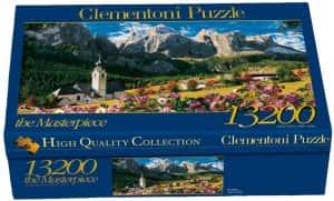 Dolomiti Puzzle de paisajes